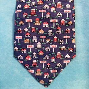 Keith Daniels Realtor Houses Sale Sold Neck Tie